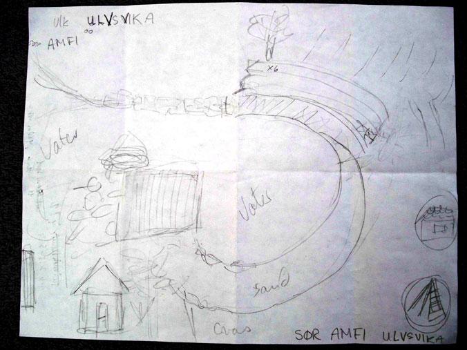 Lill Tony's Sketch