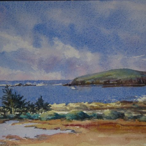 Bodega Bay (Watercolor)