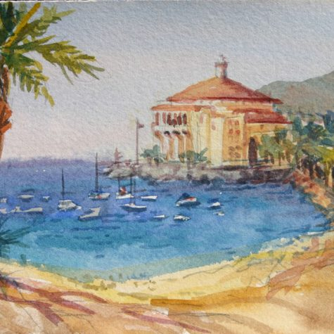 Catalina (Watercolor)